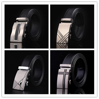 Designer Cowhide Leather Belt 2