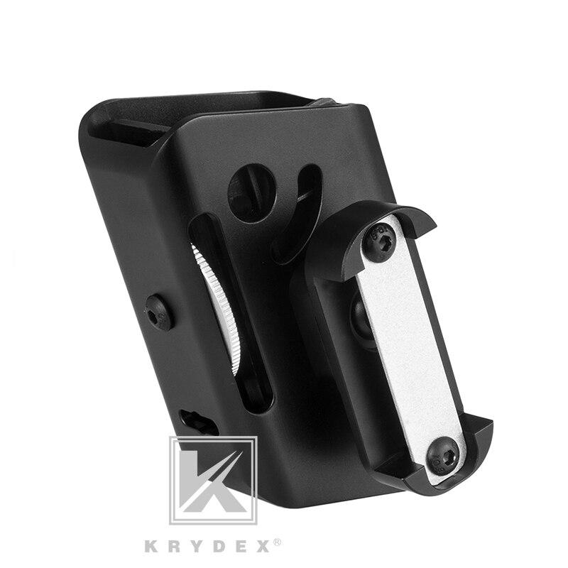 krydex ipsc compartimento bolsa coldre aluminio 01