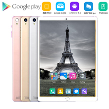 10inch Tablet Pc Android Wifi Octa-Core LTE Hot 4G 6GB 5MP IPS 128GB 1280--800 6GB-RAM