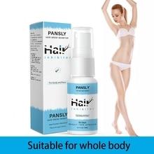 20ml Hair Suppression Spray Gentle Moisturizing Nourishing Lotion Hair Removal Leg Stop Hair Inhibiting Spray