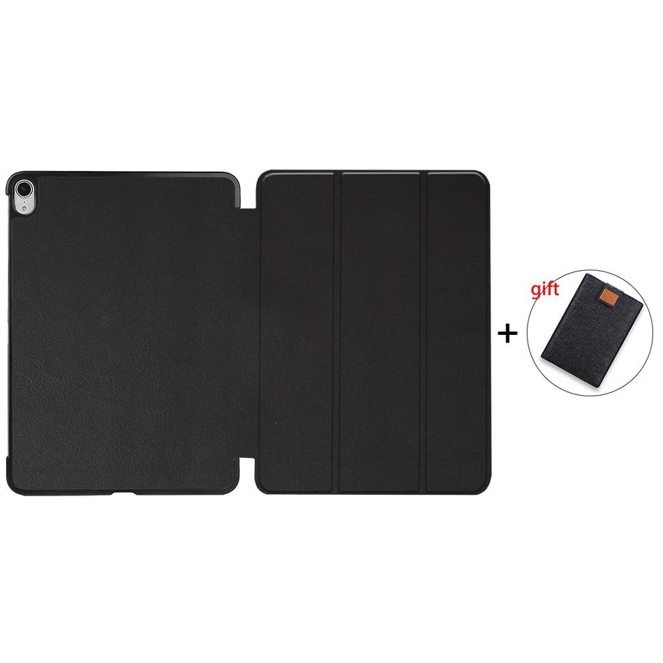 Black Gold MTT Tablet Case For iPad Air 4th Generation 10 9 inch 2020 PU Leather Folio Flip