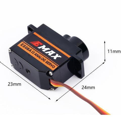 emax 9g alta sensivel mini sub micro