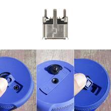 Substituição micro usb porta de carregamento carregador de energia para ue boom megaboom bluetooth alto-falante