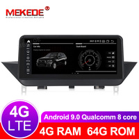 8 cores 4G+64G android 9.0 Car Multimedia player Autoradio fit for BMW X1 E84 2009 2015 with gps navigation 4G LTE wifi BT navi