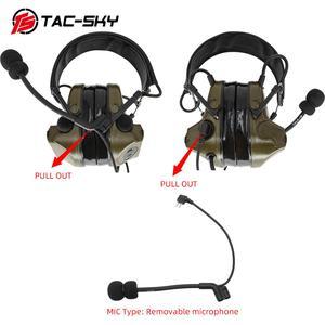 Image 4 - TAC SKY COMTAC II силиконовые наушники с шумоподавлением слуха