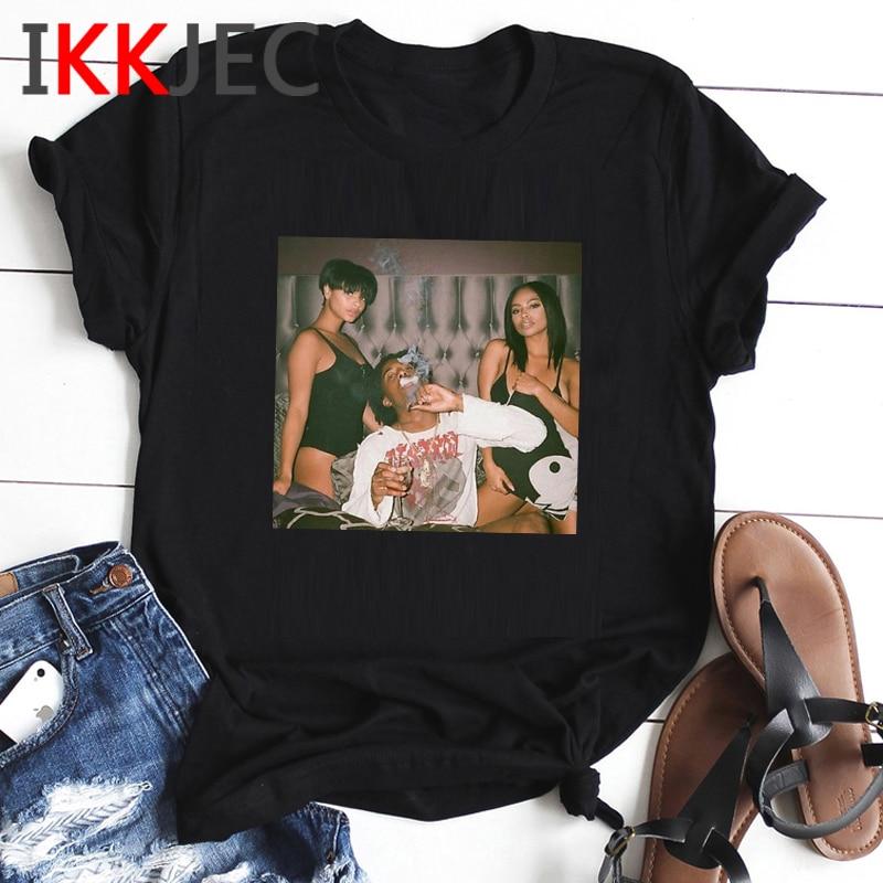 Playboi Carti High Quality T Shirt Men Funny Cartoon Cool Unisex T-shirt Summer Graphic Anime Tshirt Hip Hop Top Tees Male