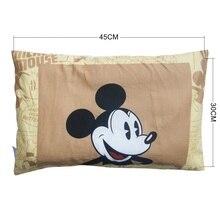 Disney Cartoon Mickey Mouse Preschool Toddler Baby Boys Girls Pillowshams Pillowcases Pillow Covers Cotton 100% 30x50cm