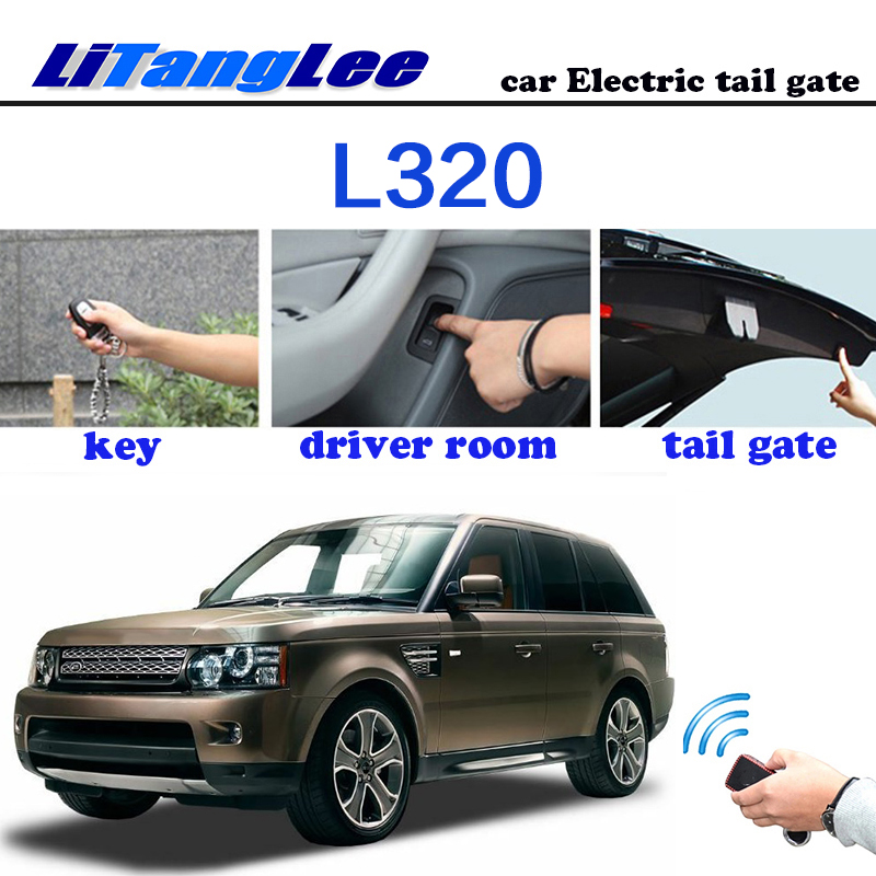 LiTangLee Car Electric Tail Gate ...