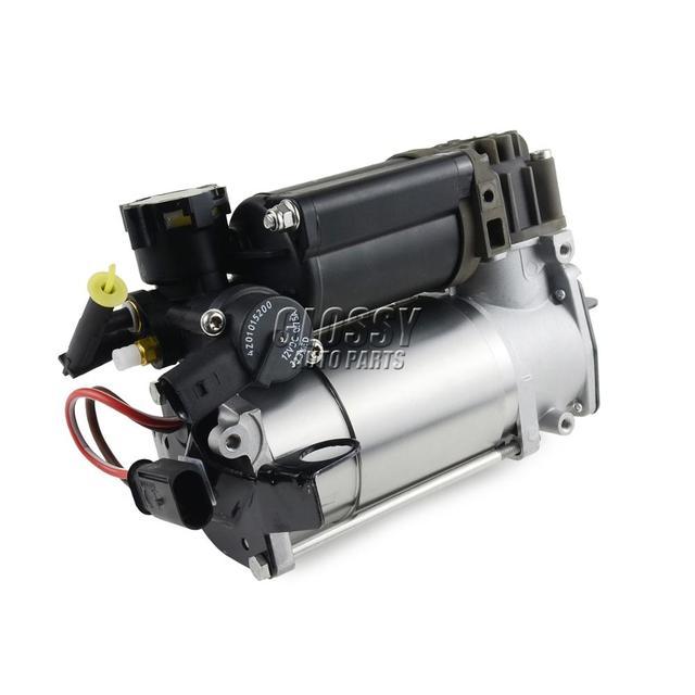 AP02 entretoise Amortisseur de Suspension & Compresseur pompe kit Pour Mercedes W211 W220 S211 S 280 320 350 400 430 500 600 CDI