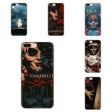 For Galaxy J1 J2 J3 J330 J4 J5 J6 J7 J730 J8 2015 2016 2017 2018 mini Pro Luxury Hybrid Phone Case Annabelle Creation Horror(China)