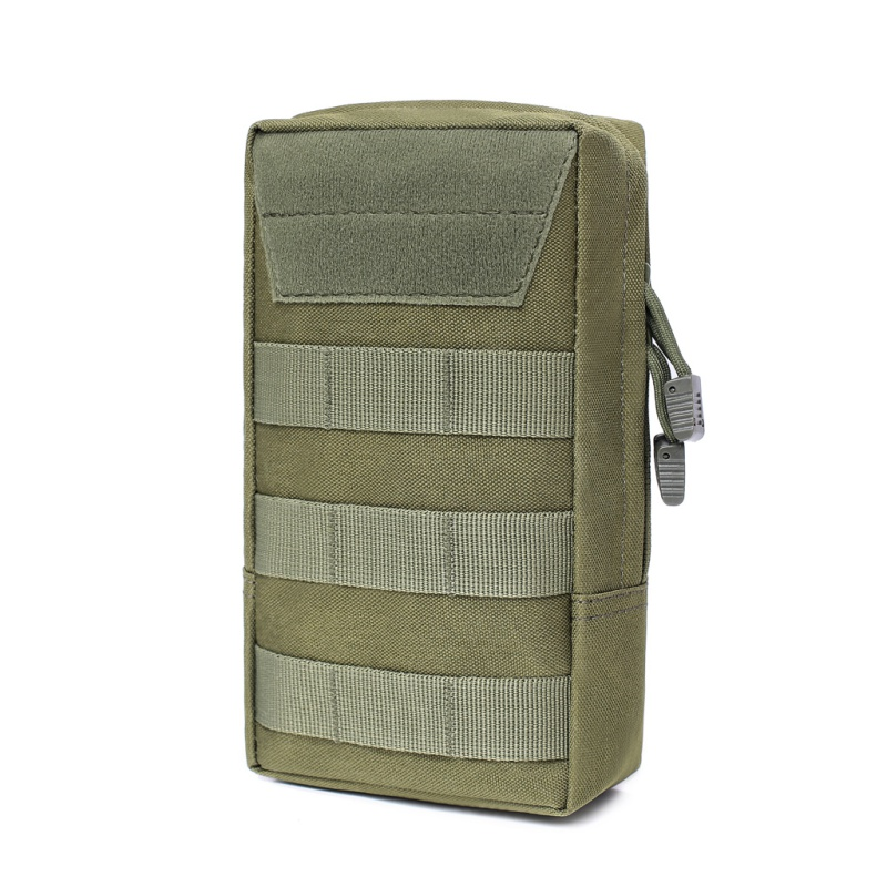 1000D MOLLE Pouch Bag Airsoft Sports Military Tactical Utility Bags Vest EDC Gadget Hunting Waist Pack