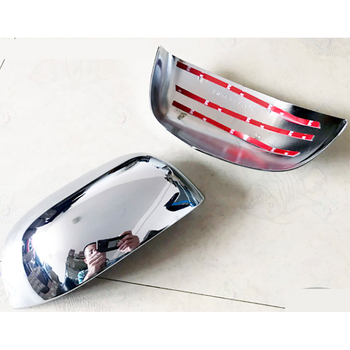 for 11--16 SUNNY sight glass cover 10-15 march special chrome-plated modified decorative sequin for reversing mirror cover