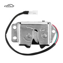 69350 95J01 Car Tailgate Rear Back Door Lock Latch Replacement for Toyota Hiace 1992 1993 1994 1995 1996 1997 1998 1999   2004
