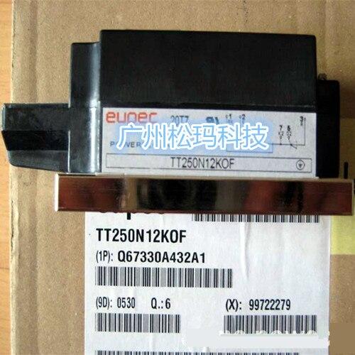 TT250N12KOF 250A 1200V SCR module to ensure quality--SMKJ