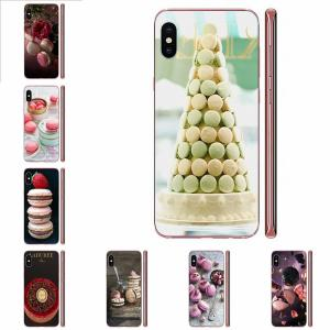 For Samsung Galaxy Note 10 pro Galaxy Note 10 Plus Galaxy Note 10 Lite M60s Soft Custom Design Paris Laduree Macaron