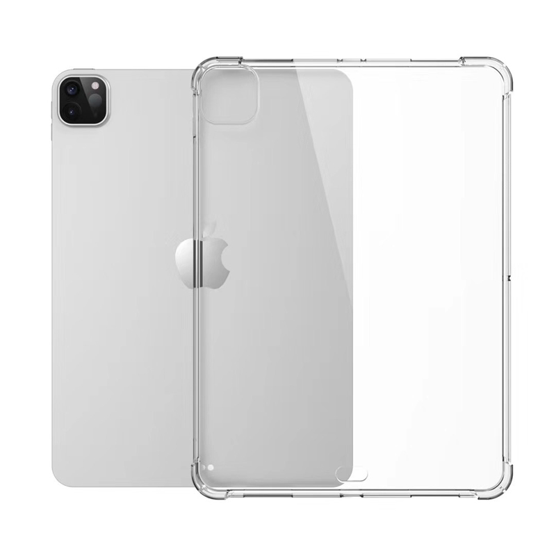 Anti knock case for 2020 iPad Pro 11 inch soft cover A2228 A2068 A2230 A2231 transparent