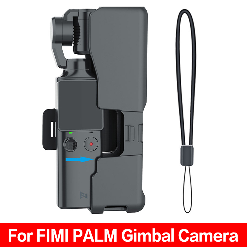 New FIMI PALM Handheld Gimbal Camera Portable Storage Case Mini Protective Carrying Case Box For FIMI PALM Camera
