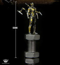 Yaya Anime Garage Kit ANT Man Bullet Ant-Man Hornets Warrior 1: 1 Static Mini Doll Capsule Toy(China)