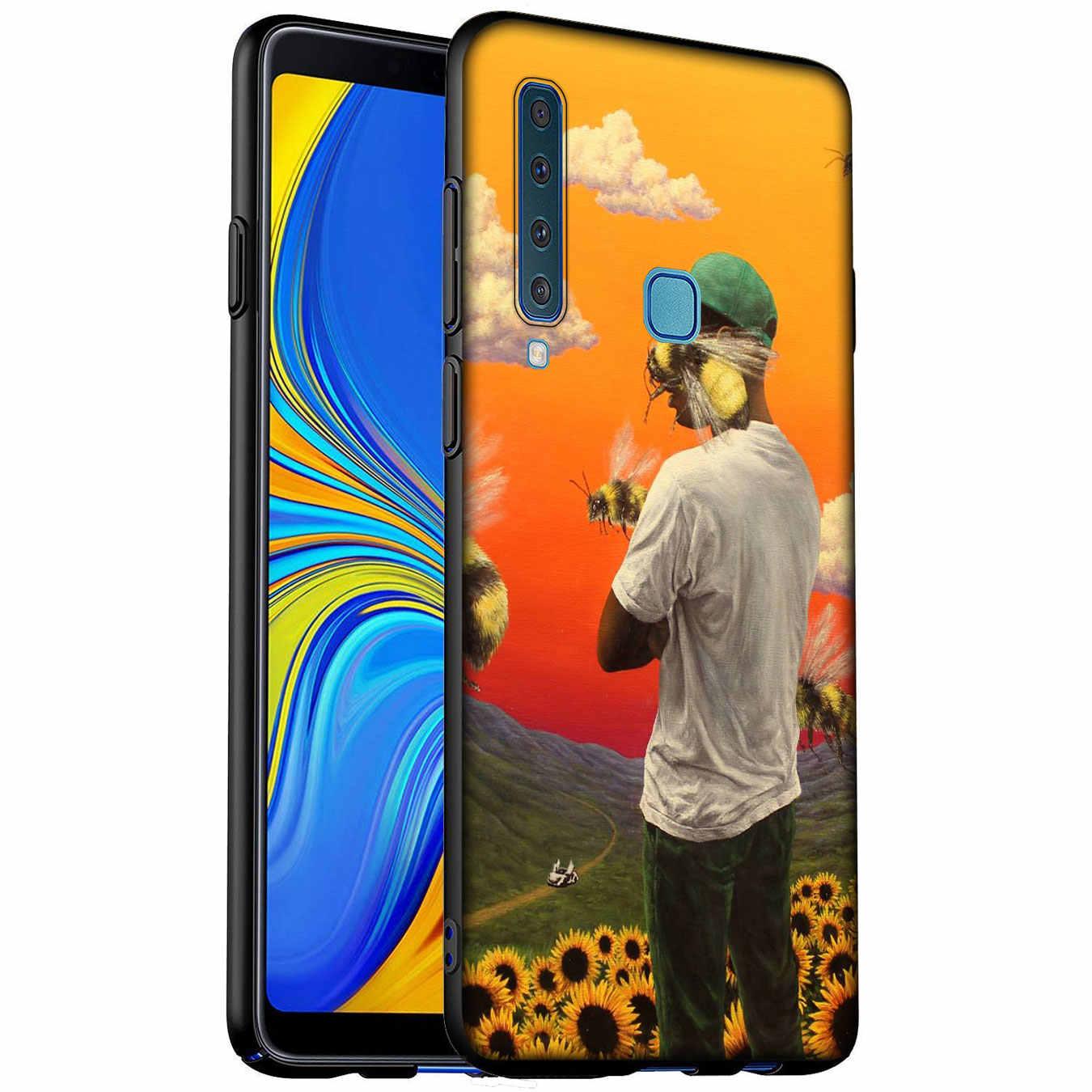 IYICAO Tyler The Creator Мягкий силиконовый чехол для телефона для samsung Galaxy A6 плюс A7 A8 A9 2018 A3 A5 2016 2017 Note 9 8