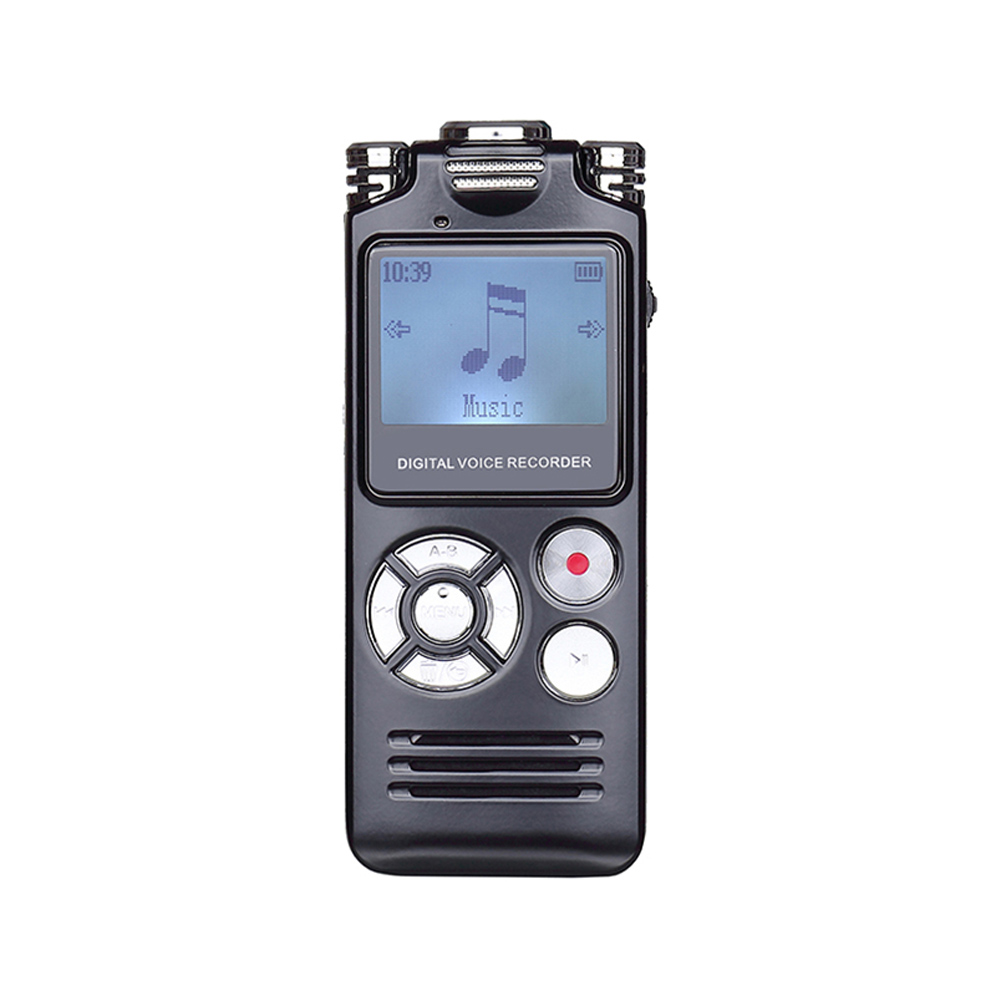 Digital Voice Recorder Pen Audio voice recorder Professional Dictaphone Portable HD Stereo Sound Noise Reduction WAV MP3 Player 8