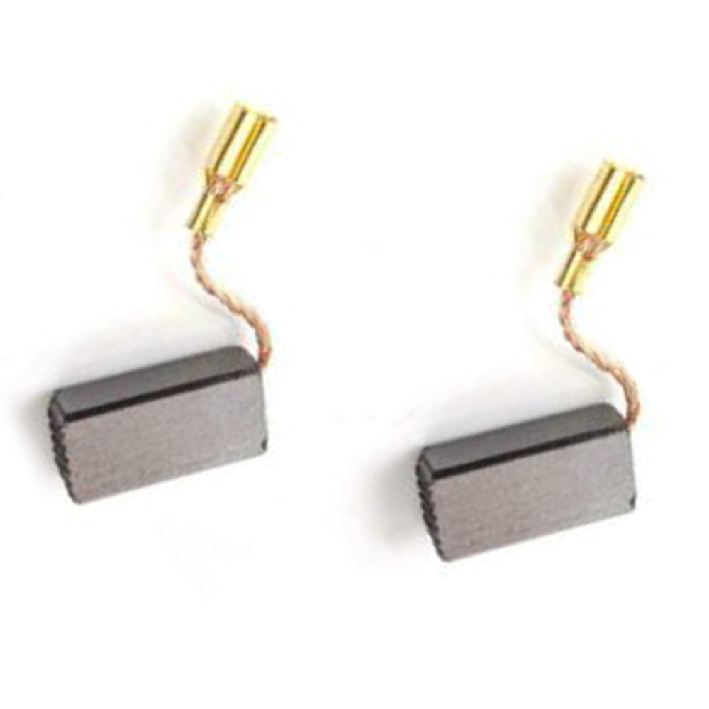 High Quality Carbon Brushes For Bosch GWS 6-115 E PWS 8-125 Angle Grinders Motor Accessories