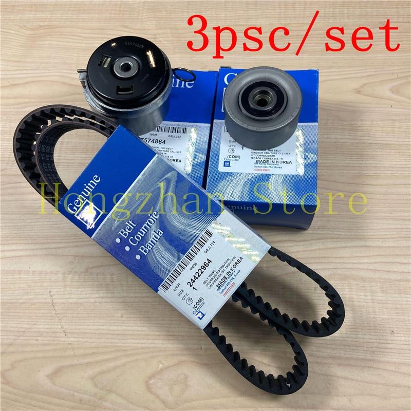 3pcs/set Original Timing belt tensioner for Chevrolet AVEO CRUZE ORLANDO OPEL ASTRA ZAFIRA  24422964 55574864 24436052 injector nozzle fuel injector nozzle fuel nozzle - title=