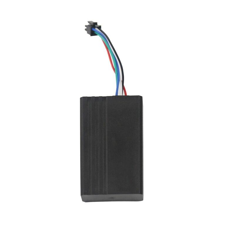 Alarme de moto avec traqueur gps en temps réel PC système de suivi en ligne moniteur arrêt de carburant moteur moto mini NTG02M - 2