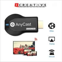 ICREATIVE nuovo AnyCast M9 Plus 1080P Wireless TV Stick WiFi Display Dongle ricevitore HDMI Media TV Stick DLNA Airplay Miracast