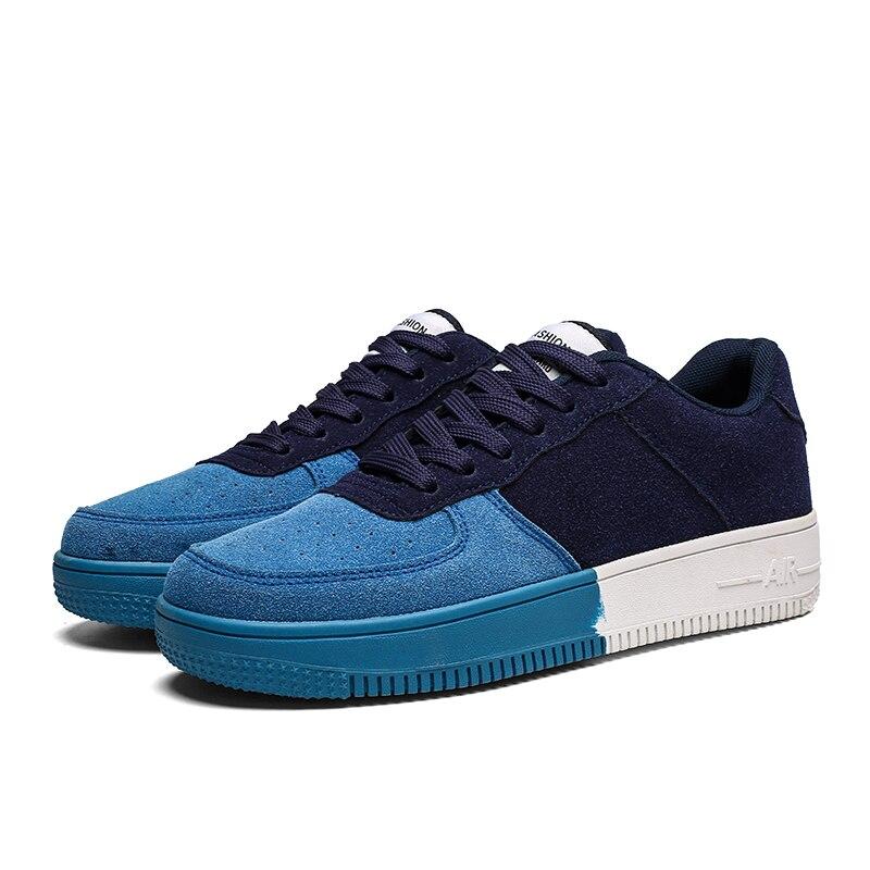 2019 Fashion New Breathable Gradient Shoes Men's Casual Shoes Sneakers  Zapatos De Hombre  Men Shoes