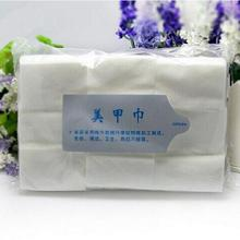 Cleaner Wipes Paper-Pad Lint-Pads Nail-Polish-Remover Manicure-Clean-Wipes Nail-Art-Tips