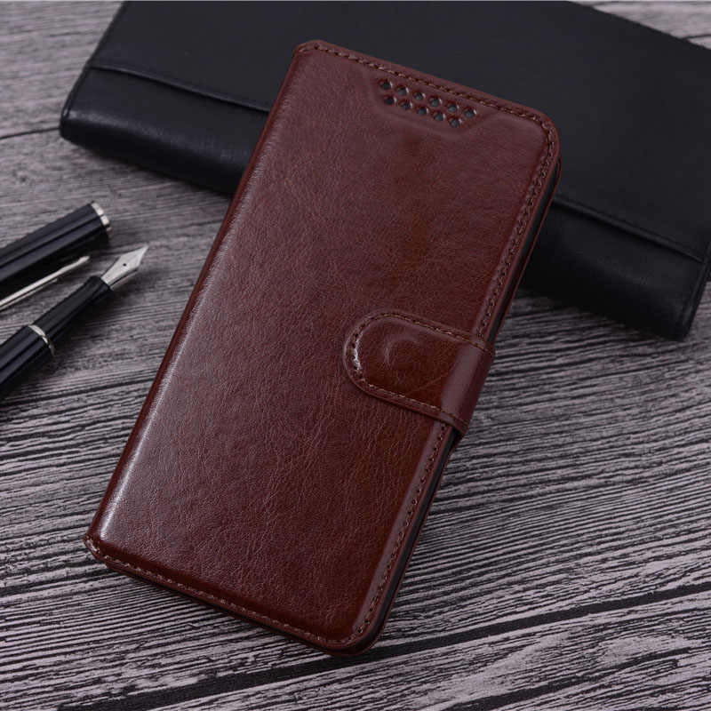 ファッションチョウセンアサガオ電話ケース Leagoo T8S M8 プロフリップパターン化されたため Leagoo S8 プロサメ 1 Coque