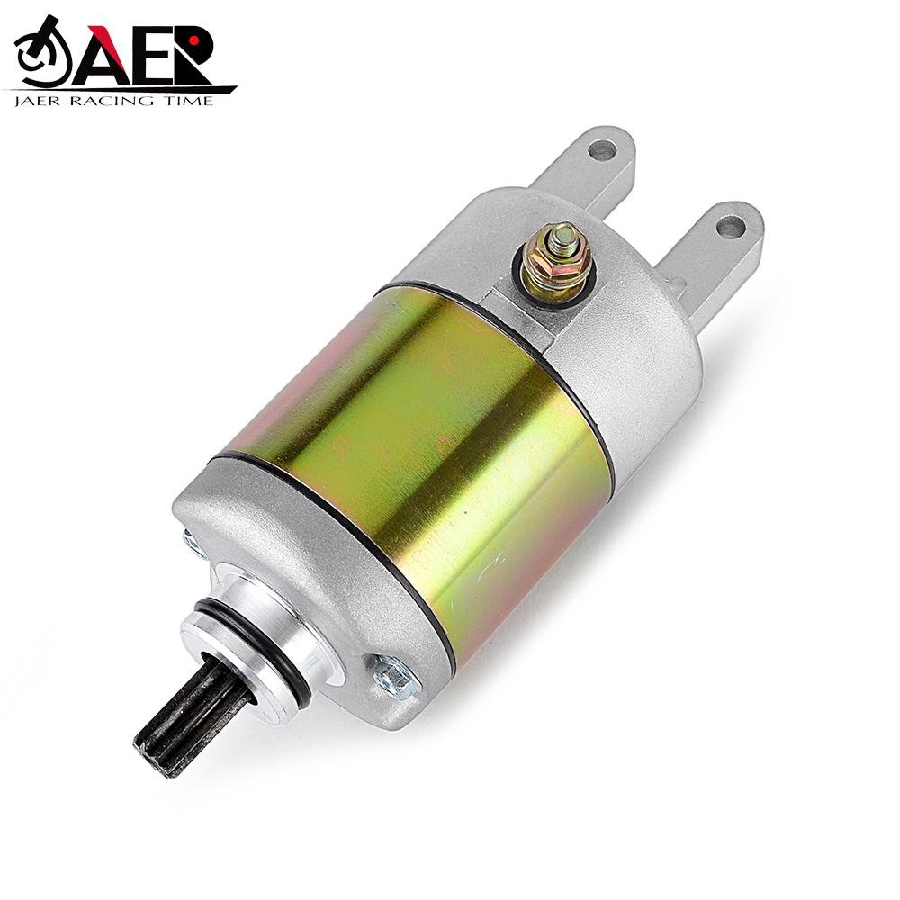 ATV Starter Electrical Engine Starter Motor for Linhai Bighorn 260 300 400 2x4 4x4 ATV UTV Big Daddy 260 ATV 4HC-81890-00