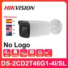 IP-камера Hikvision DS-2CD2T46G1-4I/SL наружная 4-мегапиксельная камера безопасности POE H.265 OEM