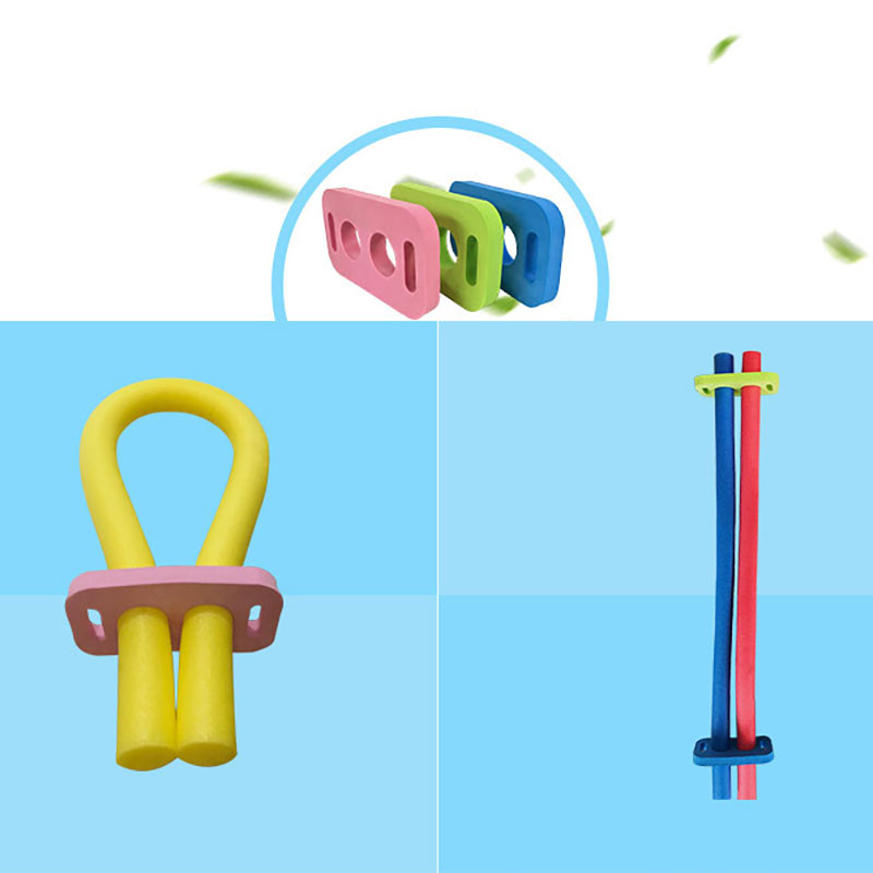 2020 HOT 6*150cm Swimming Aid Foam Noodles Swim Pool Noodle Water Float Stick Floating Foam Sticks Lightweight Swimming Rods