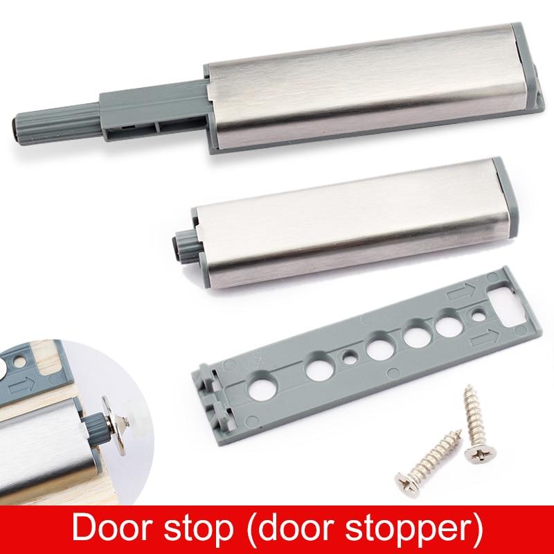 5x loquets amortisseur tampon fermeture magnétique porte Système Push to open