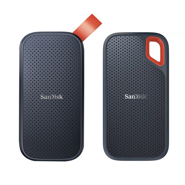 SanDisk SSD USB 3.1 USB-C  1TB 2TB 250GB 500GB External Solid State Disk 500M/S external hard drive for Laptop camera or server 2