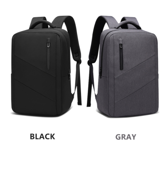 EURCOOL NEW Men Travel Backpack Multifunction USB Charging   2