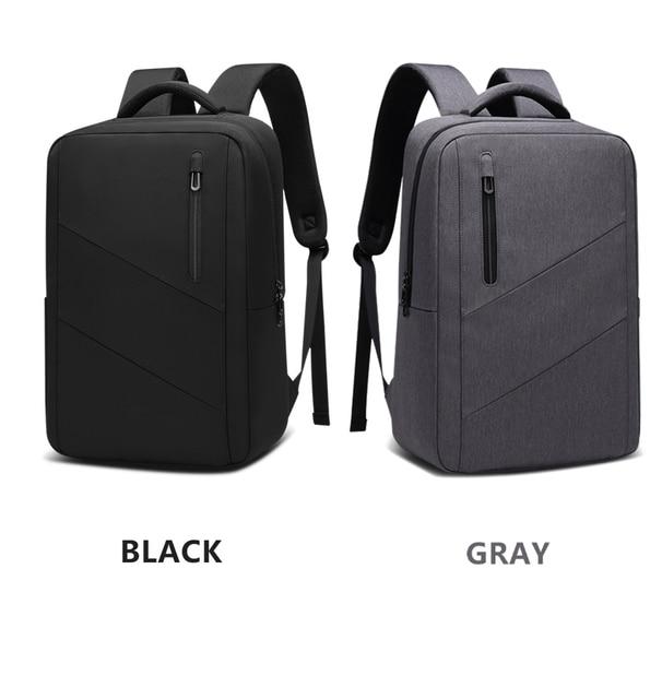 EURCOOL NEW Men Travel Backpack Multifunction USB Charging   2