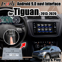 Video-Interface Gps Navigation Play Android Carpaly Lsailt for Atlas/seat Plug Youtube