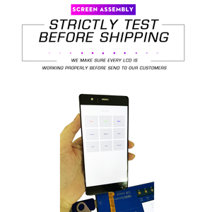 Image 5 - Pantalla LCD de 5,5 pulgadas AAA para móvil, repuesto de marco para digitalizador, para xiaomi mi a1, A1, 5x