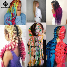 Crochet Braid Synthetic Braiding Hair