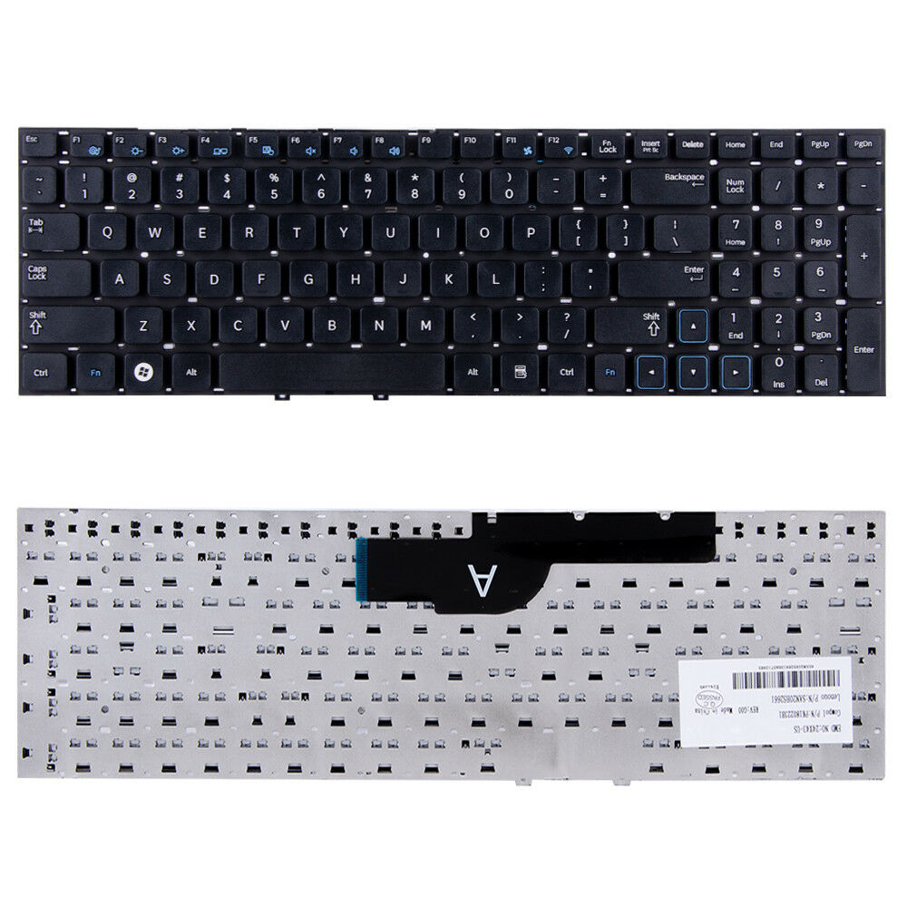 Keyboard Silicone Skin Cover Protector for Samsung 770Z5E,NP770Z5E series laptop