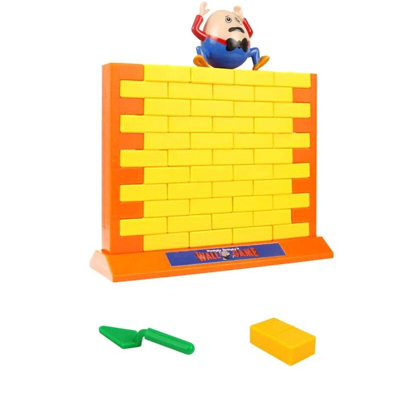 Children's Little Tricks Building Blocks Demolition Wall Game