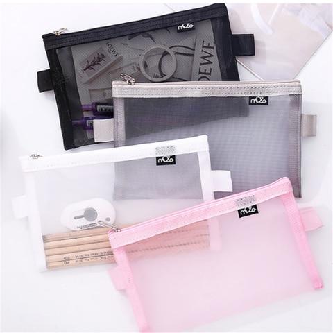 Vogvigo Travel Cosmetic Bag Women Zipper Make Up Transparent Makeup Case Organizer Storage Pouch Toiletry Beauty Wash Kit Bags Pakistan