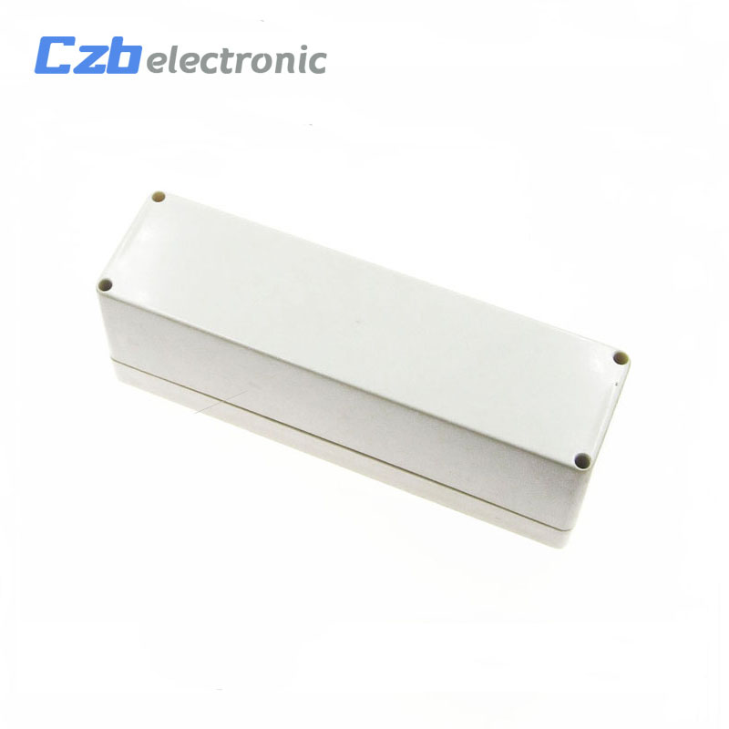 Waterproof Plastic Electronic Project Box Enclosure Shell 160 x 45 x 55mm