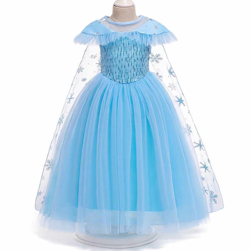 חדש מתנה לחג המולד תינוק בנות שמלת סינדרלה Cosplay תלבושות המפלגה שמלת נסיכת שמלת סינדרלה תלבושות