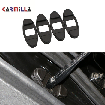 Carmilla 4pcs/lot ABS Car Styling Auto Arm Stop Rust Covers Case For Nissan Xtrail X-trail T32 Rogue 2014 - 2020 Accessories image