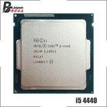 インテルコア i5 4440 i5 4440 3.1 Ghz のクアッドコア CPU プロセッサ 6 メートル 84 ワット LGA 1150