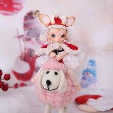 1/8 Yuin BJD SD Pet Ball jointed Doll Body Resin Figures Optional Fullset Gift For Birthday Christmas Deer