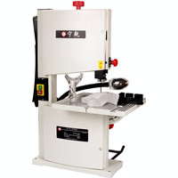 Metal band wood cutting sawing machine small sweep sawfor beads woodworking